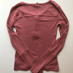 Free People Tops - WE THE FREE light weight long sleeve top